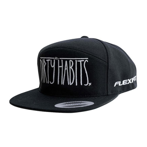 Dirty Habits X Flexfit Snapback