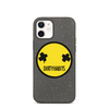 Yellow Smiley Biodegradable Phone Case