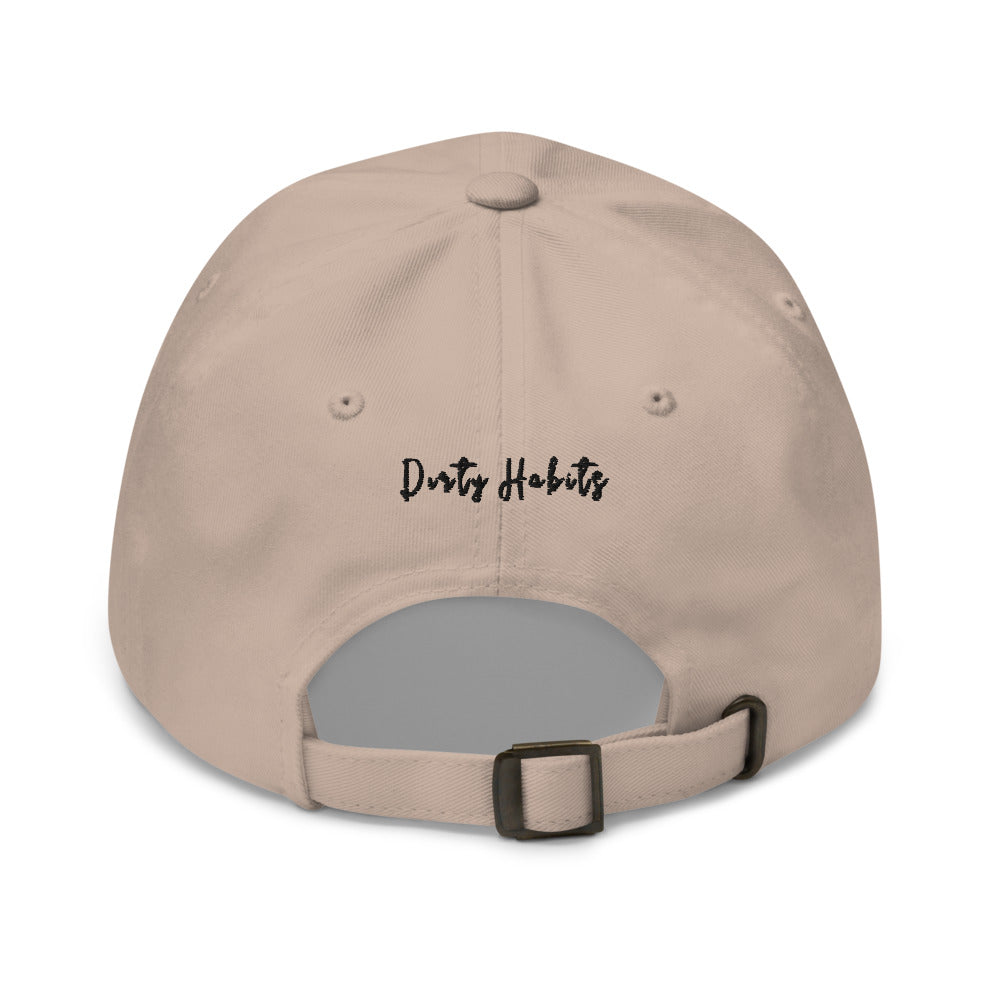 Finger Skater Dad Hat