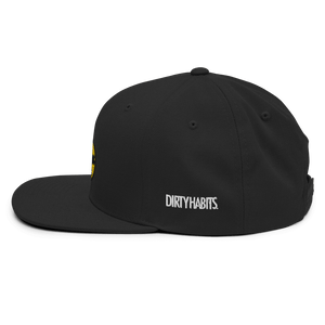 Dirty Smiley Snapback