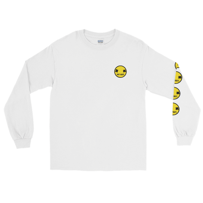 Dirty Habits SMiley Long Sleeve Shirt