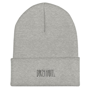 Dirty Beanie Grey