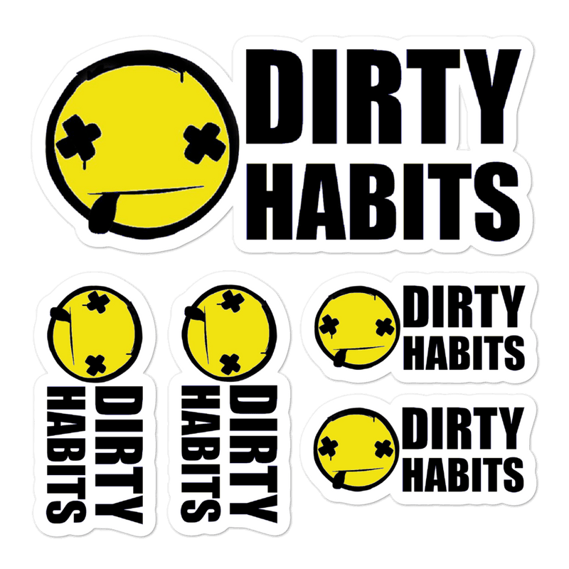 Dirty Stickers
