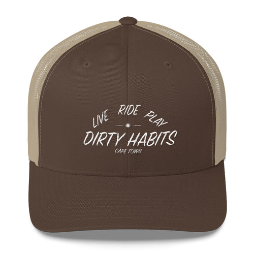 Dirty Trucker Cap