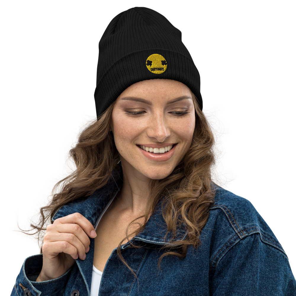 Smiley Eco Beanie