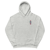 Dirty Surf Grey Hoodie