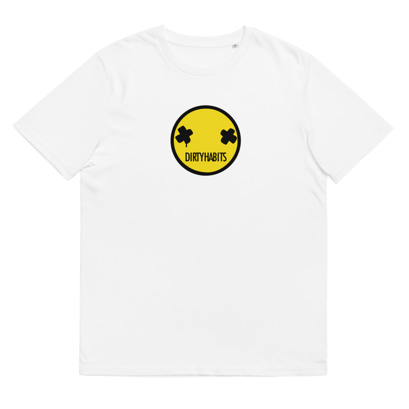 Smiley Face Logo Tee