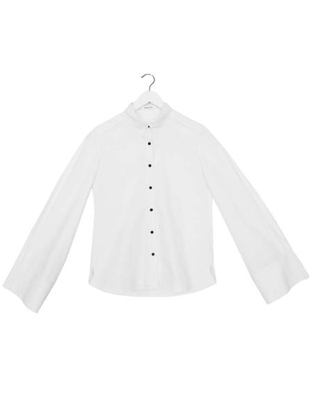 Chemise Blanche Manches Larges LOUISE