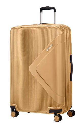 American Tourister Modern Dream Stor Utvidbar Koffert-Gull
