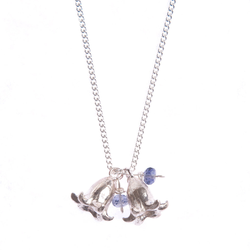 Sonya Bennett Bluebell Necklace