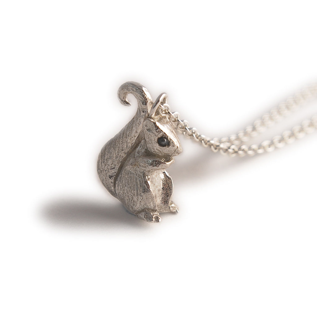Sonya Bennett Squirrel Necklace