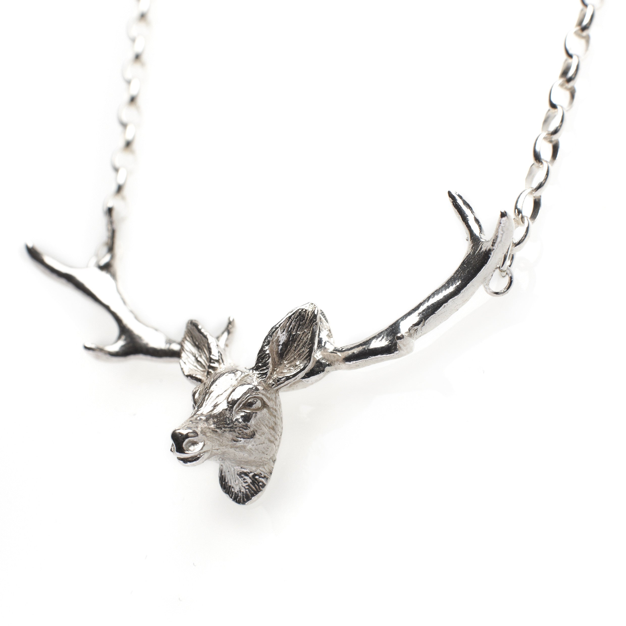 crystaluxe overstock jewelry shipping crystals over free elements with on silver orders sterling plated watches pendant giraffe in product gold deer swarovski