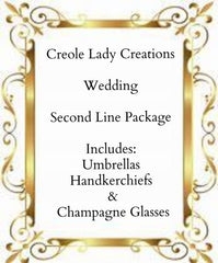 Custom Created Wedding Selection