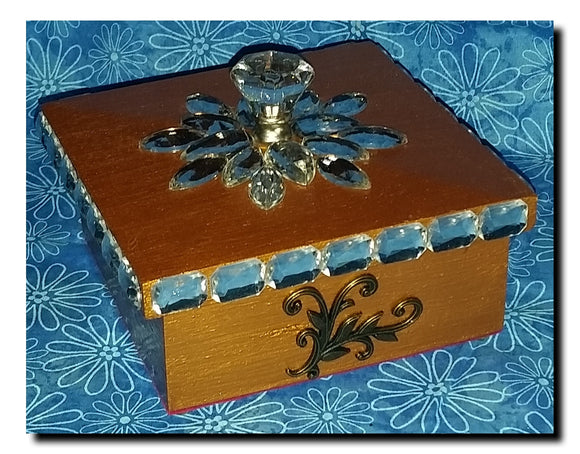 Jewelry Box - Little Bug Craftz