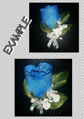Wedding Boutonnieres - Little Bug Craftz