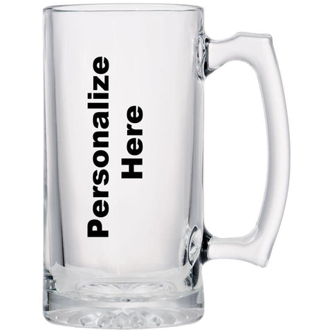 Custom Beer Mug - Little Bug Craftz