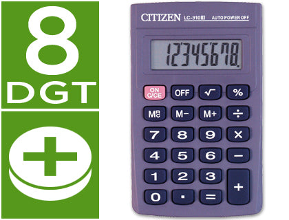 Calculadora Citizen  Lc-310 II