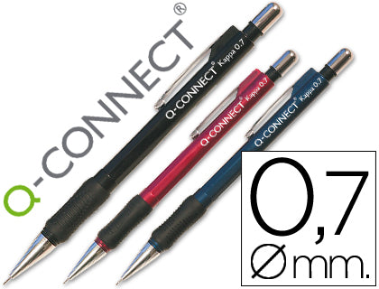 Portaminas Q-Connect Kappa 0.7 Mm