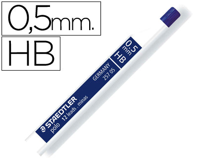 Minas Staedtler 0,5 Mm Hb Polo 257