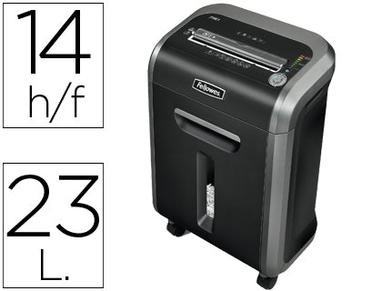 Destructora Documentos Fellowes Ps 79Ci