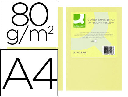 Papel Color Din A4 80Gr Champagne