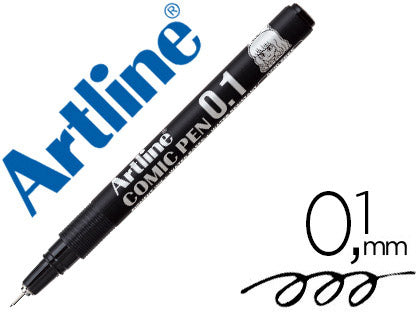 Rotulador Artline Calibrado 0,1 Mm