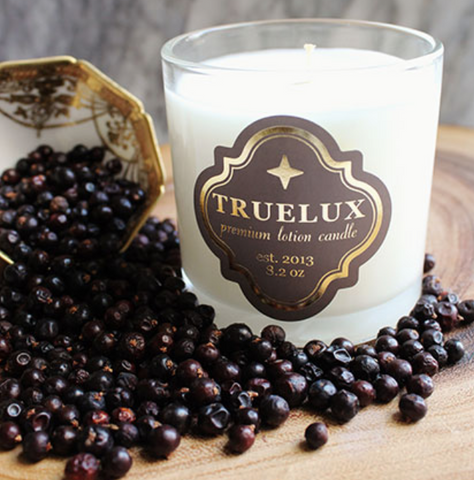 Truelux Lotion Candle  $36.00 with Free Shipping!