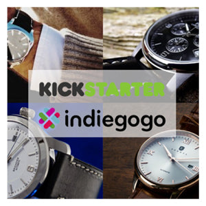 WATCHITALLABOUT - Crowd Funding watches to keep an eye on
