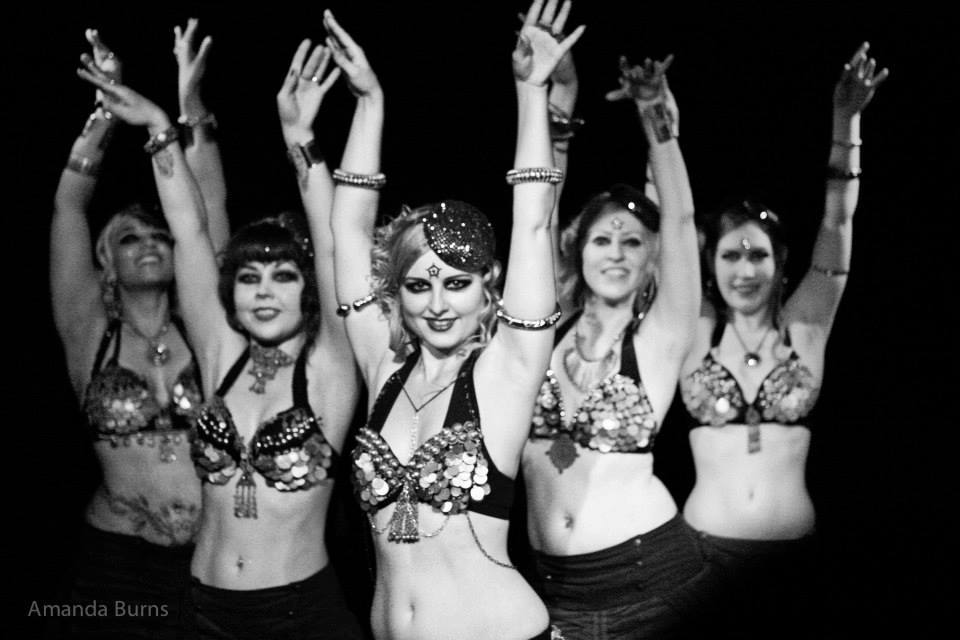 ROCK STAR BELLY DANCE WORKSHOP