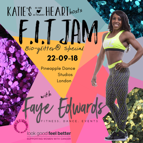 F.I.T Jam Dance Movement with Faye Edwards