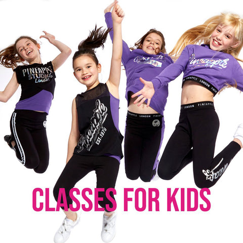 Classes for Kids at Pineapple