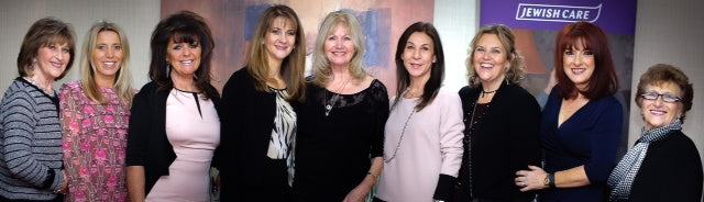 Debbie Moore with the Local Angels for Jewish Care