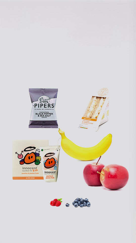 Pineapple lunch pack