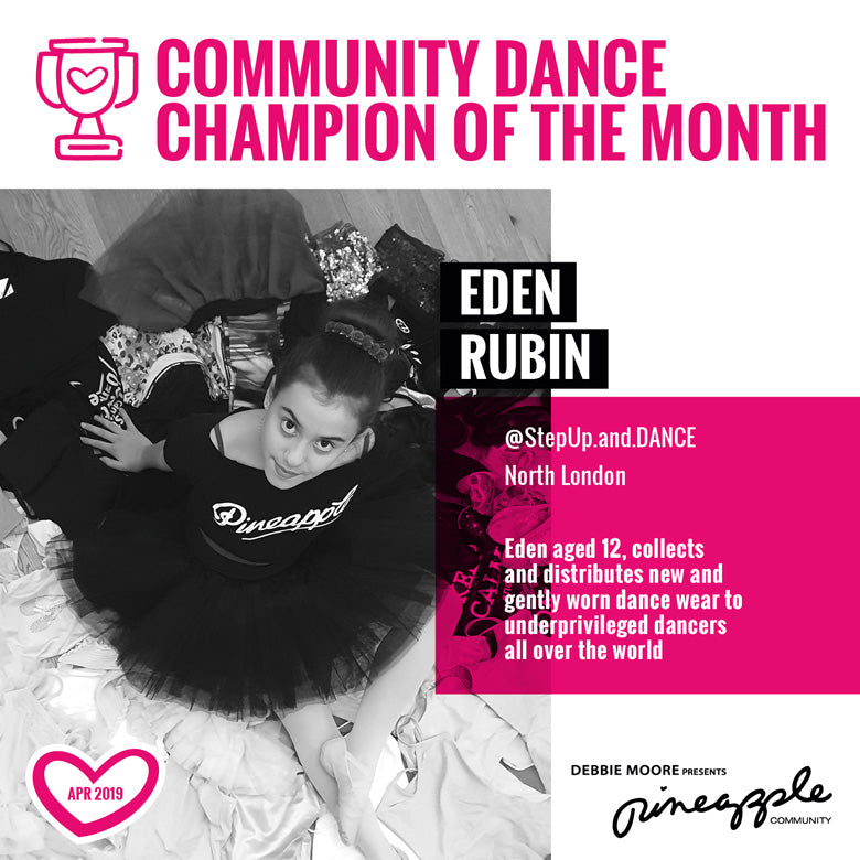 Community Dance Champion | April 2019