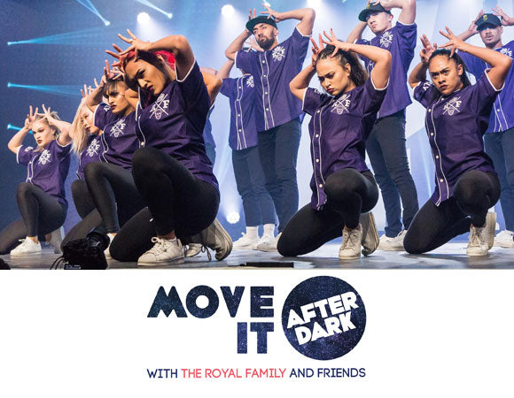The Royal Family Dance Crew at MOVE IT After Dark
