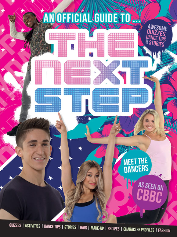 An Official Guide to… THE NEXT STEP!