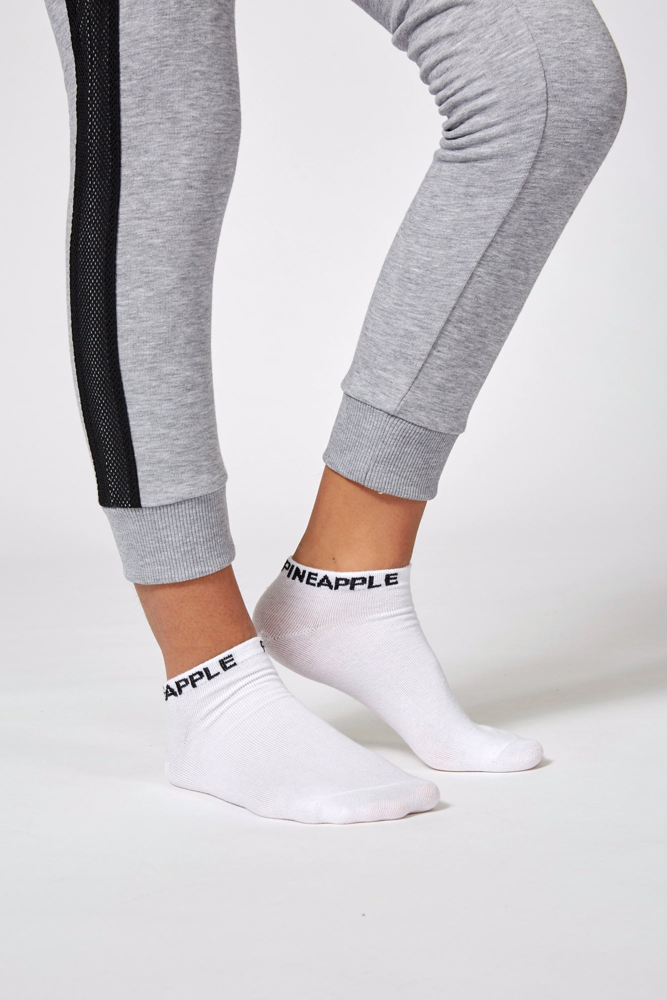 Two Pairs Pineapple Ankle Socks