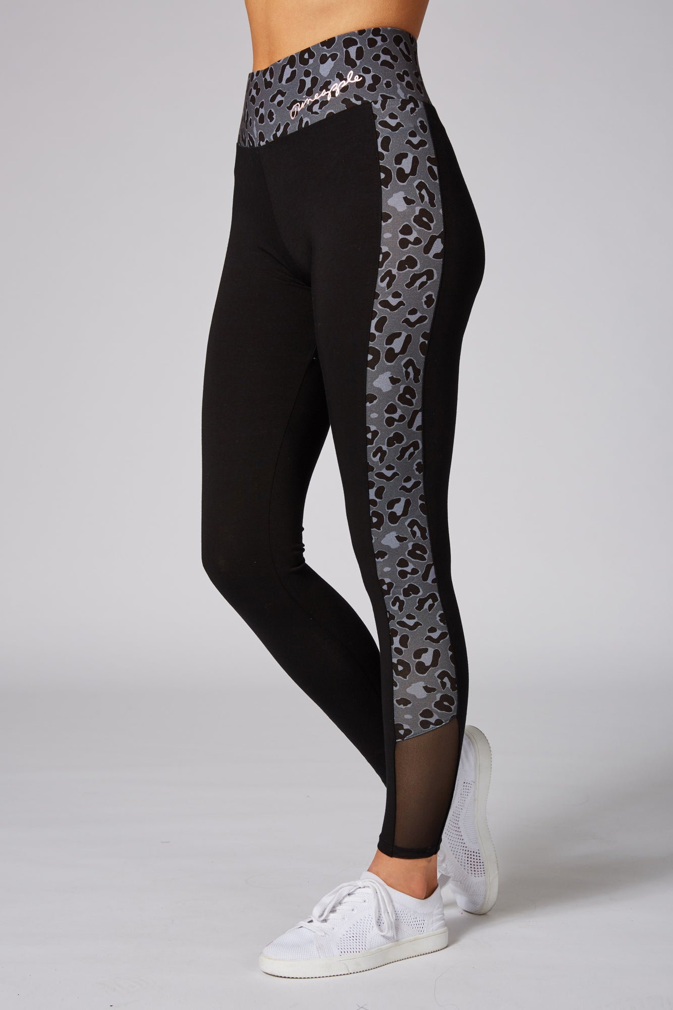 Animal Panel Leggings