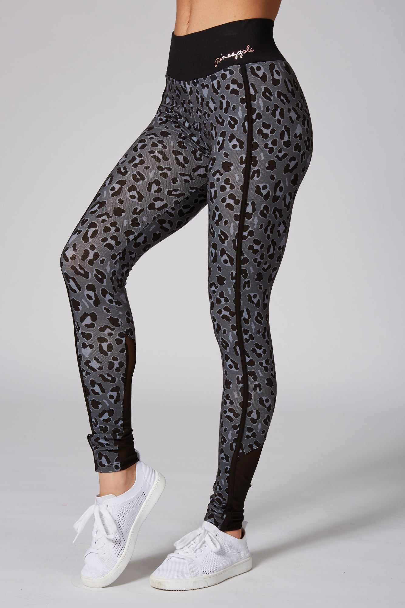 Animal Piping Mesh Legging