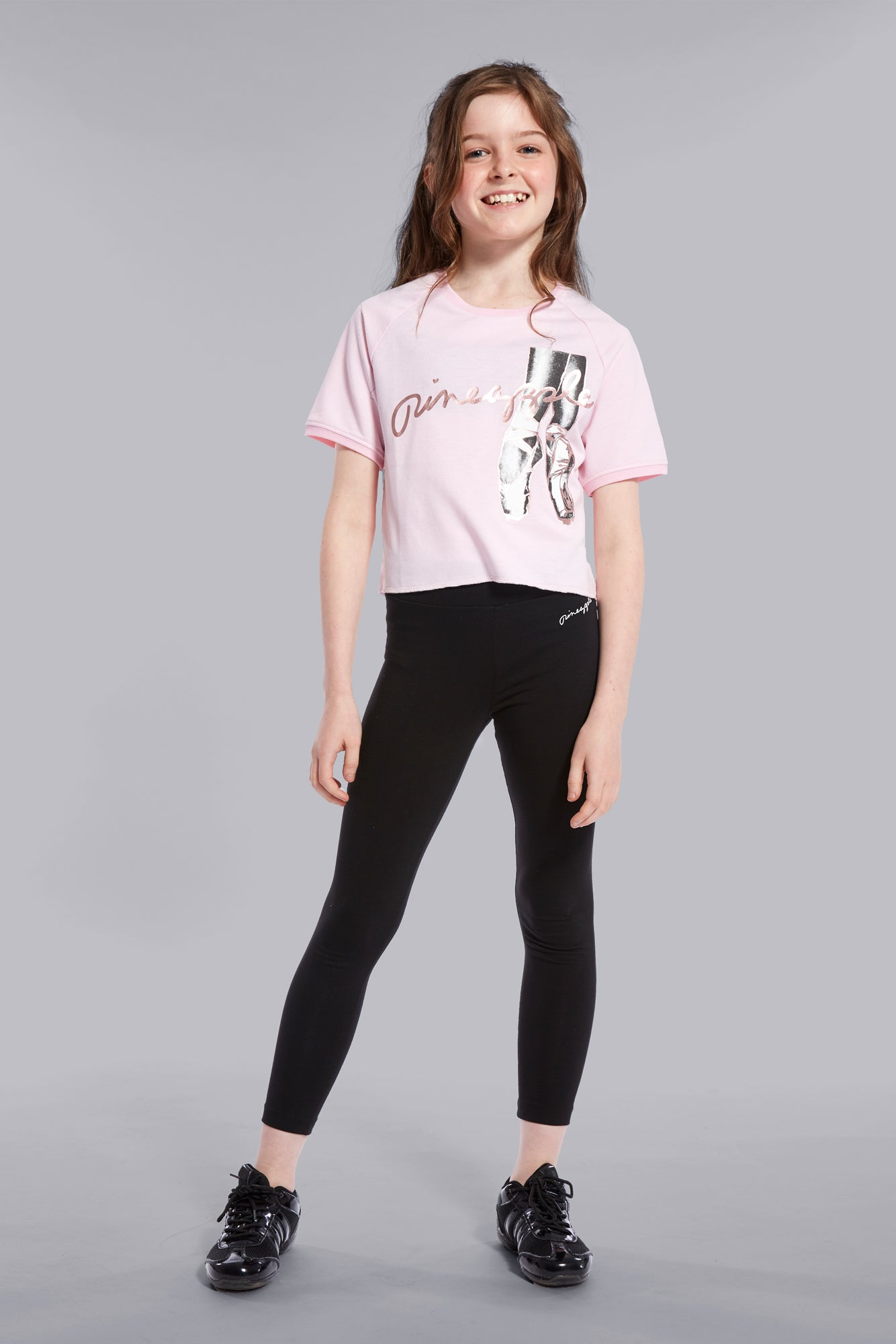 Girls' Ballet Slouchy T-Shirt