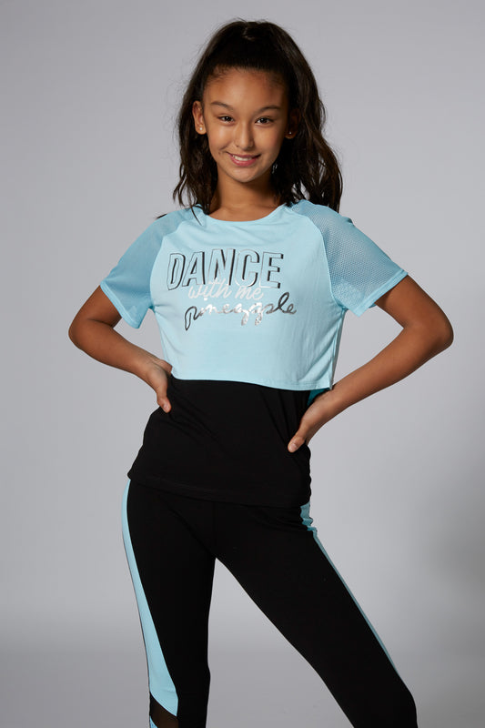 'Dance' Double Layer T-shirt