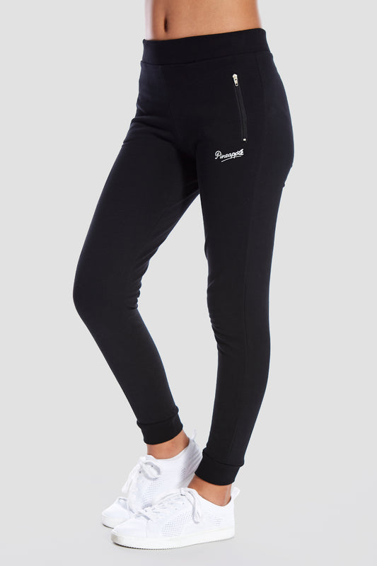 Girls' Zip Skinny Joggers