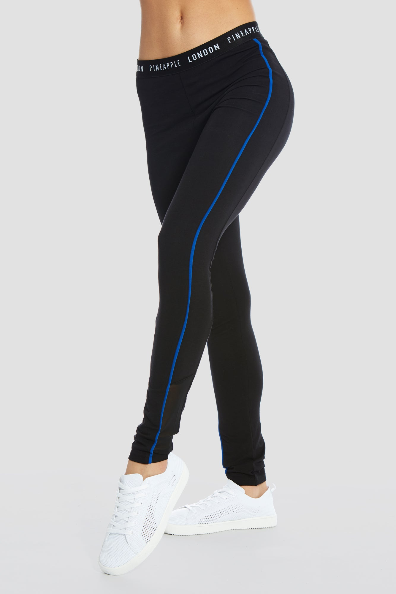 Jaquard Band Panel Leggings
