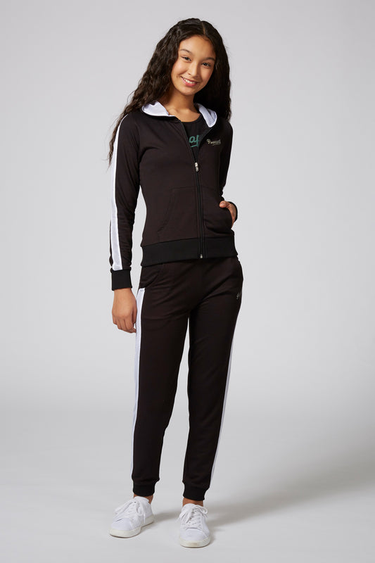 Mesh Stripe Trackpant