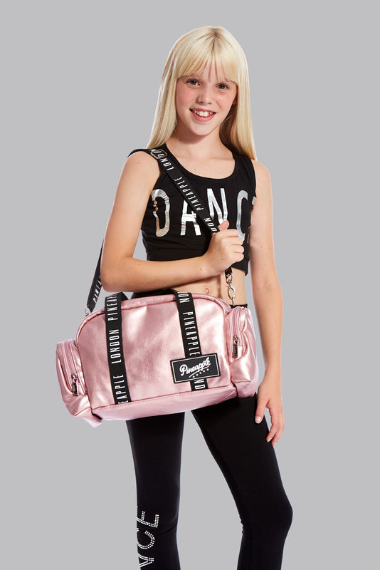 Pineapple Dance Pink Mini Covent Garden Dancer Bag
