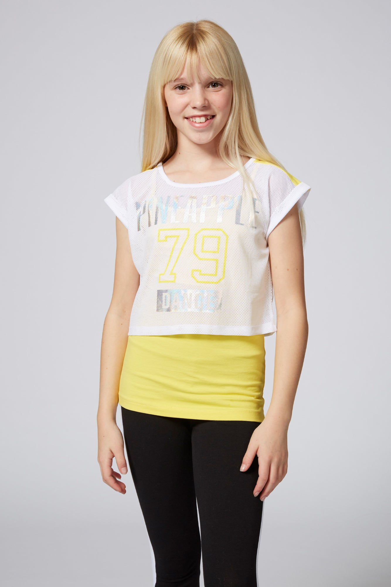 Logo 79 Double Layer Top