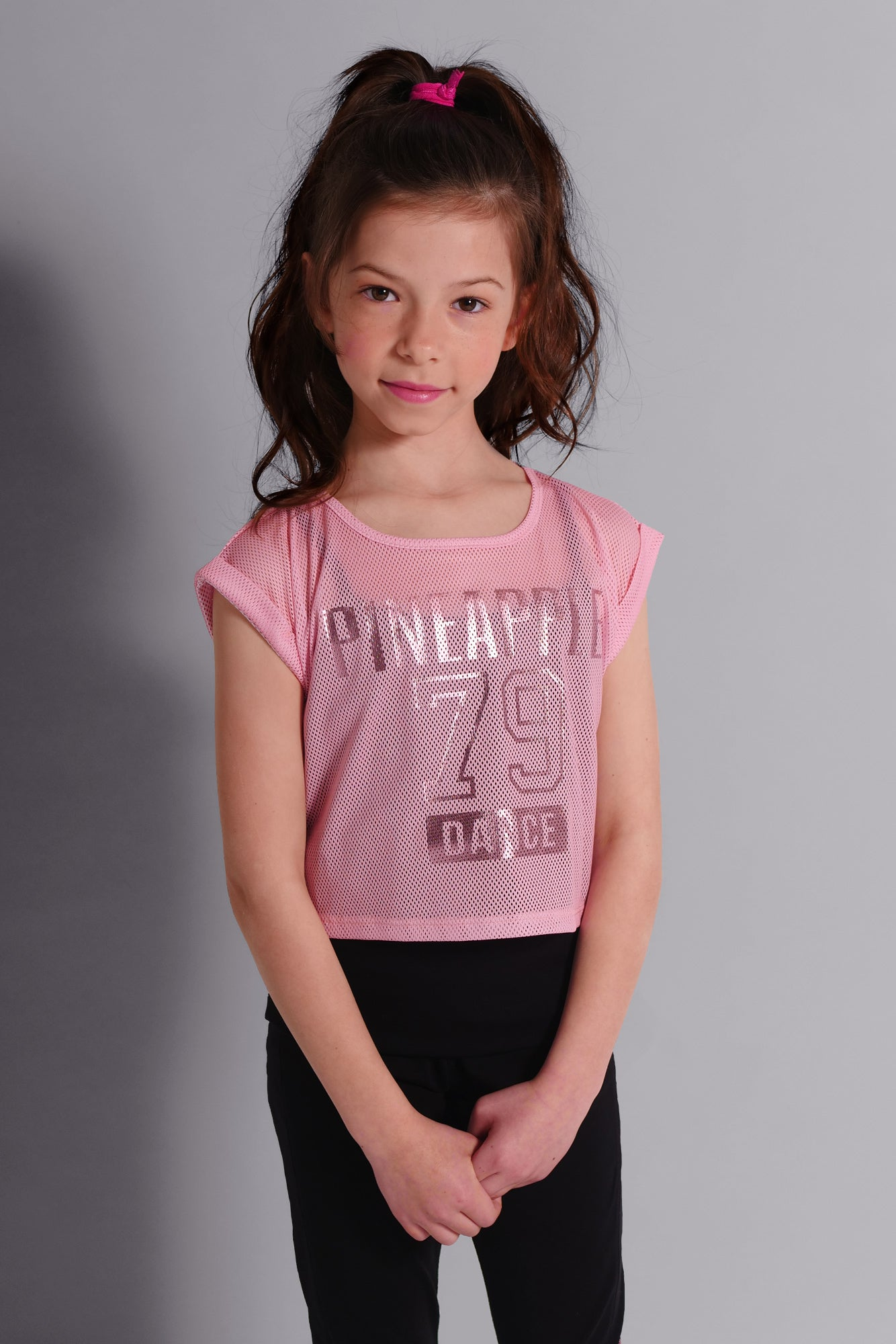 Girls' Pineapple 79 Dbl Layer T-Shirt