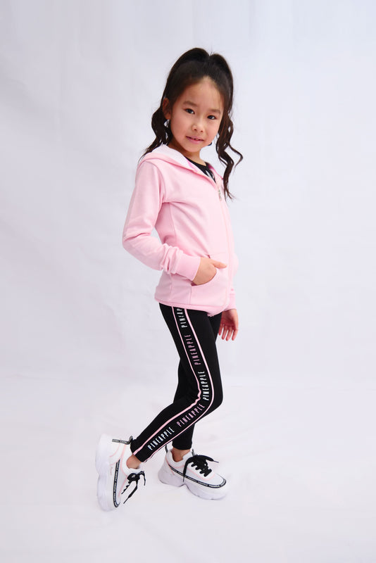 Pineapple Toddler Girls Logo Legging PT1746CA1