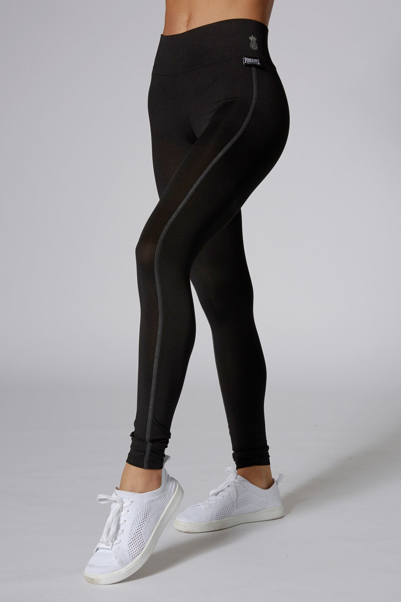 Pineapple Dancewear Women's Black Performance Leggings