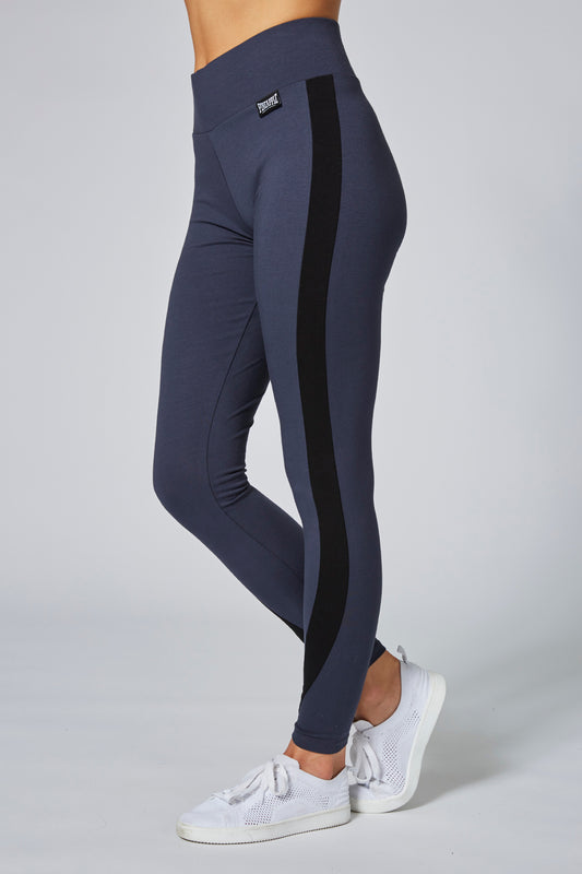 Pineapple Womens Charcoal Racer Legging PT17300A6